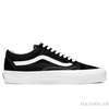 Vans Vault OG Old Skool LX Black White - Ship US