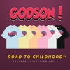 Godson Cartoon Tee ( Color )