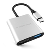 ✅ HyperDrive 4K HDMI 3-in-1 USB-C Hub