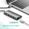 ✅ Cáp USB type-C to HDMI/USB 3.0/SD/TF/Lan Ugreen 50538