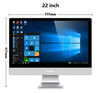 Máy tính All in ONE- AIO BKAP22H1. Màn hình 22  Inch/ i5 6500/8GB/256G SSD