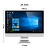 Máy tính All in ONE- AIO BKAP24L3. Màn hình 24  Inch/ i3 2310/4GB/128G SSD