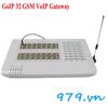 GoIP 32 kênh – GOIP 32 Channels  GSM VOIP Gateway