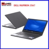 Laptop Dell Inspiron 3567 i3 6006U/4GB/SSD 240GB/ VGA /Win10