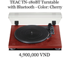 TEAC TN-180BT Bluetooth Turntable